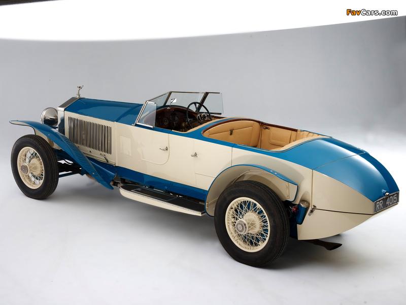 Rolls-Royce Phantom I 10EX 1926 wallpapers (800 x 600)