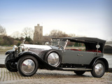 Rolls-Royce Phantom I 40/50 HP Tourer by Hooper 1927 photos
