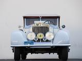 Rolls-Royce Phantom I Playboy Roadster 1927 photos