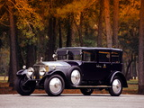 Rolls-Royce Phantom I Enclosed Drive Landaulette by Mulliner 1927 photos