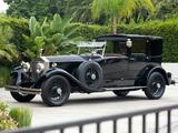Rolls-Royce Phantom I Brougham de Ville 1927 pictures