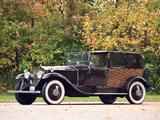 Rolls-Royce Phantom I Brougham Limousine de Ville 1927 wallpapers