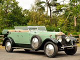 Rolls-Royce Phantom I Dual Cowl Phaeton by Thrupp & Maberly 1927 wallpapers