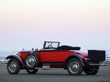 Rolls-Royce Phantom I Special Roadster by Hibbard & Darrin (S297FP-2038) 1928 images