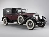 Rolls-Royce Springfield Phantom I Town Car by Hibbard & Darrin 1928 photos
