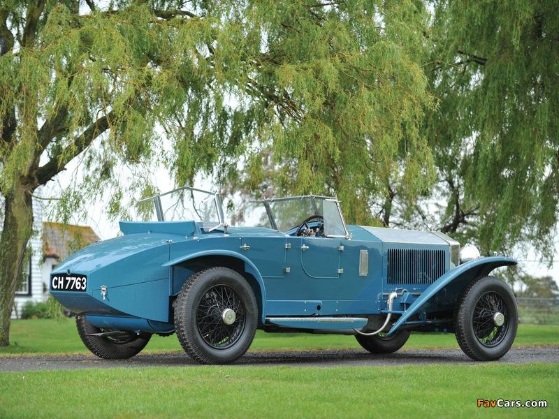 Rolls-Royce Phantom I Jarvis 1928 photos (800 x 600)
