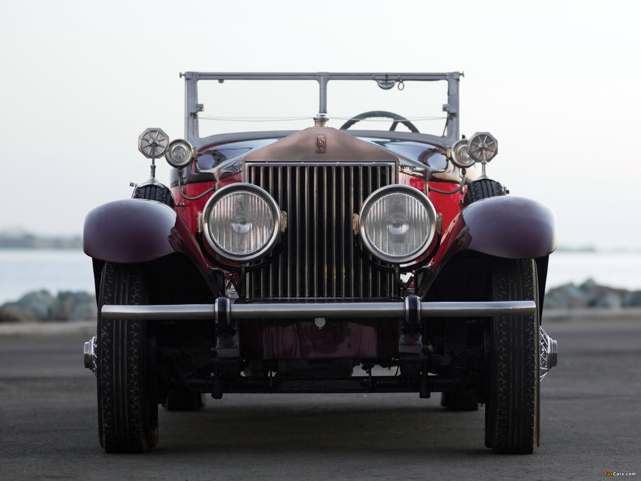Rolls-Royce Phantom I Special Roadster by Hibbard & Darrin (S297FP-2038) 1928 pictures (2048 x 1536)