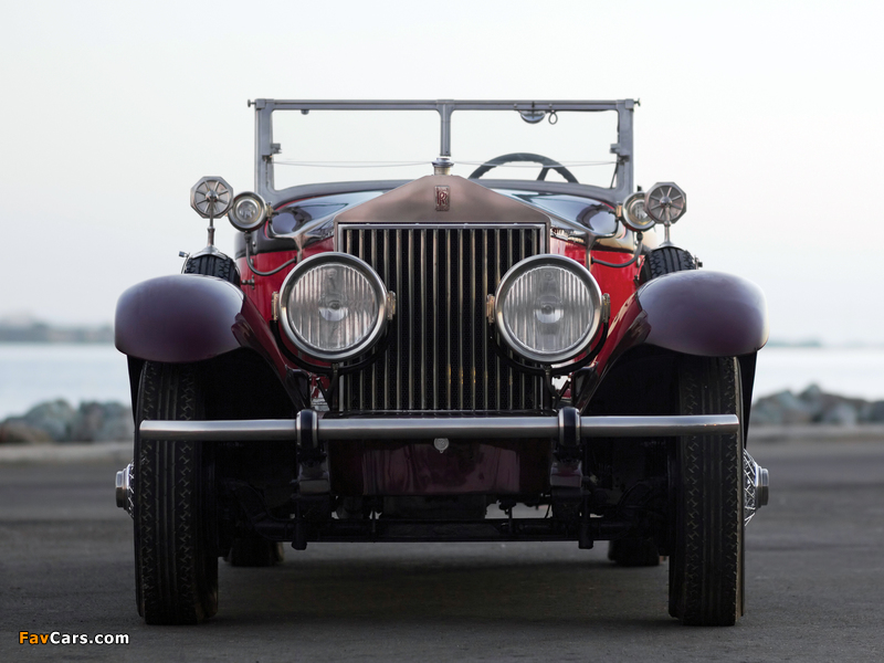 Rolls-Royce Phantom I Special Roadster by Hibbard & Darrin (S297FP-2038) 1928 pictures (800 x 600)