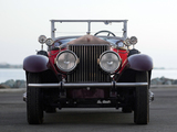 Rolls-Royce Phantom I Special Roadster by Hibbard & Darrin (S297FP-2038) 1928 pictures