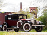 Rolls-Royce Phantom I Saloon by Tilbury 1928 pictures