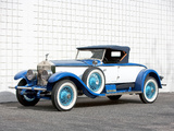 Rolls-Royce Phantom I Piccadilly Roadster 1928 wallpapers