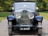 Rolls-Royce Phantom II Sedanca de Ville by Barker 1929 images