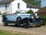 Rolls-Royce Springfield Phantom I Newmarket All-weather Tourer by Brewster 1929 images