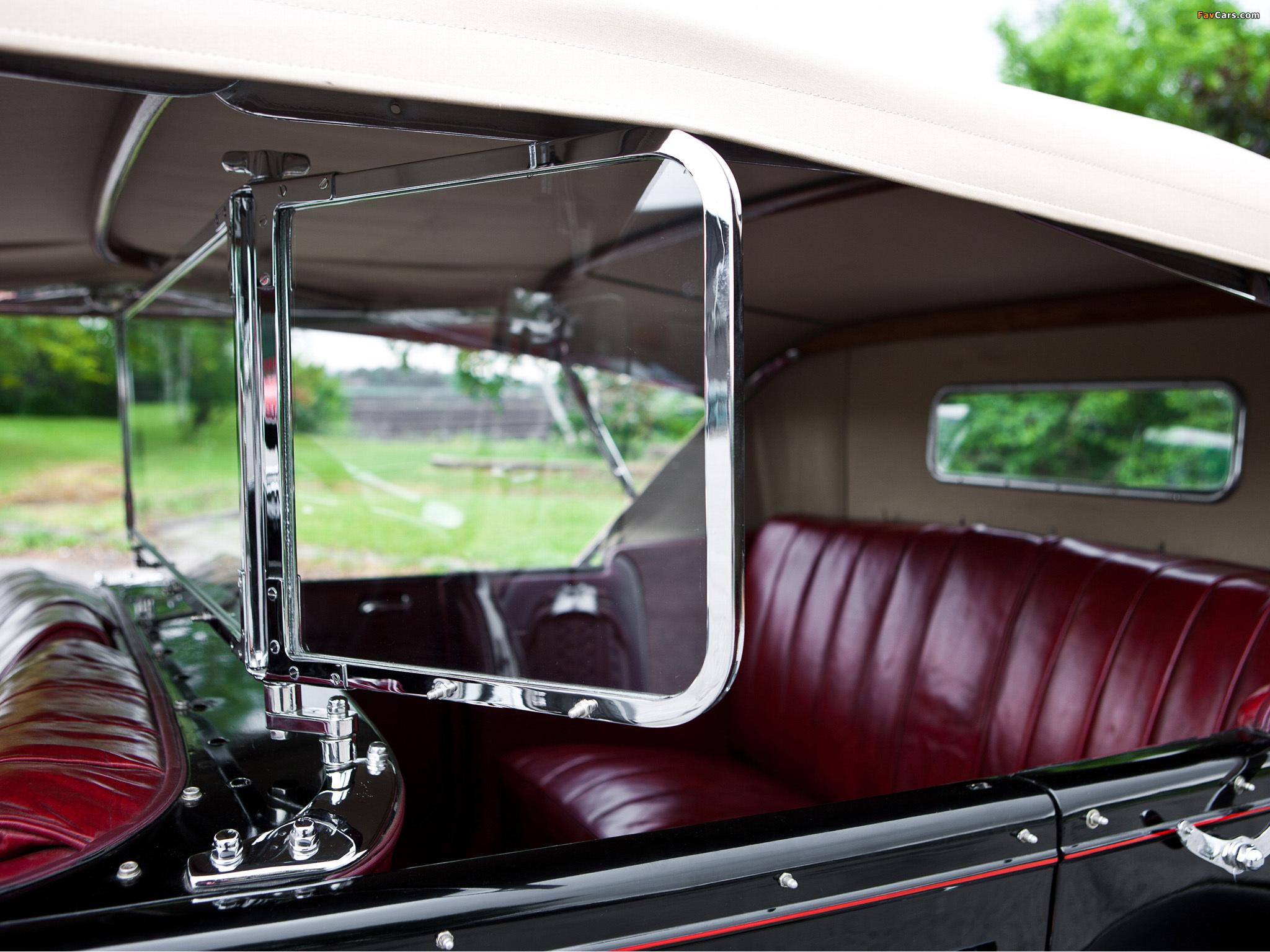 Rolls-Royce Phantom I Sports Phaeton by Murphy 1929 images (2048 x 1536)