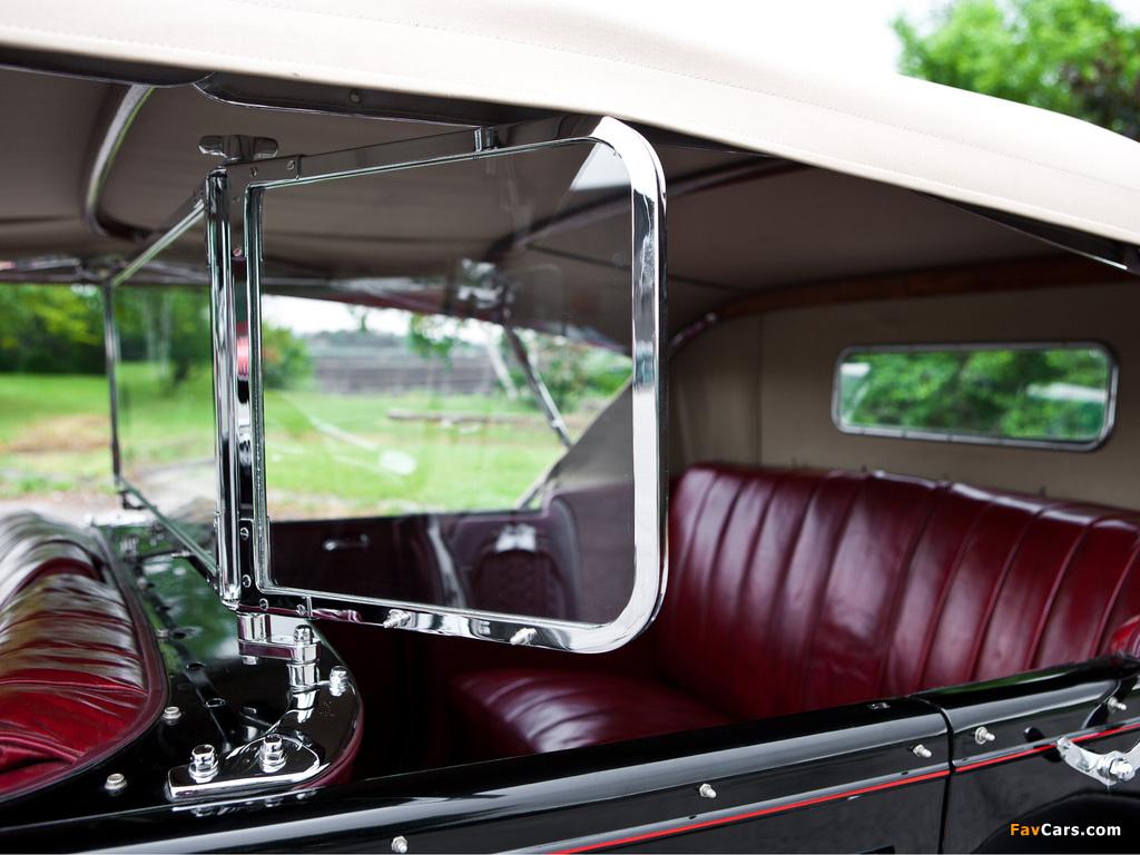 Rolls-Royce Phantom I Sports Phaeton by Murphy 1929 images (1024 x 768)