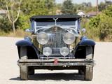 Rolls-Royce Springfield Phantom I Ascot Sport Phaeton by Brewster (S364LR-7174) 1929 images