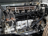 Rolls-Royce Springfield Phantom I Convertible Sedan by Hibbard & Darrin 1929 photos