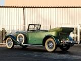 Rolls-Royce Phantom II 40/50 HP Cabriolet Hunting Car 1929 pictures