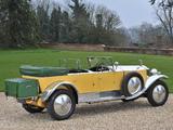 Rolls-Royce Phantom I Tourer by Barker 1929 pictures