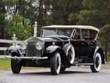 Rolls-Royce Phantom I Sports Phaeton by Murphy 1929 pictures
