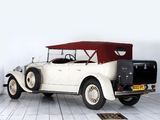 Rolls-Royce Phantom II 40/50 HP Open Tourer 1929 wallpapers