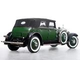Rolls-Royce Springfield Phantom I Convertible Sedan by Hibbard & Darrin 1929 wallpapers