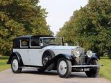 Rolls-Royce Phantom II Sedanca de Ville by Barker 1929 wallpapers