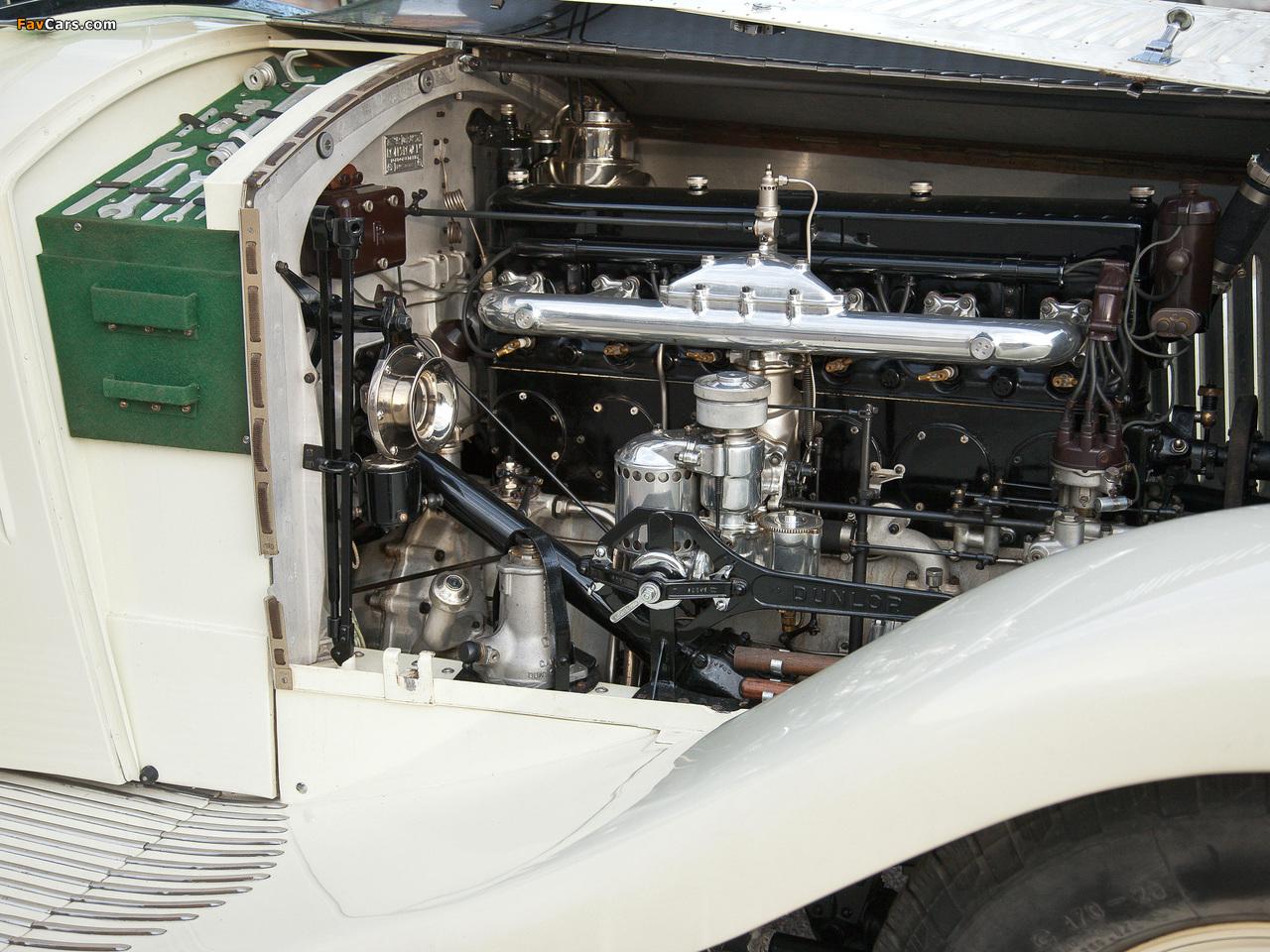 Rolls-Royce Phantom II Sedanca de Ville by Barker 1930 images (1280 x 960)