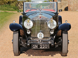 Rolls-Royce Phantom II Continental Coupe by Barker 1930 photos
