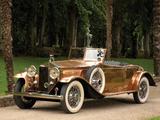Rolls-Royce Phantom II Open Tourer by Brockman 1930 photos