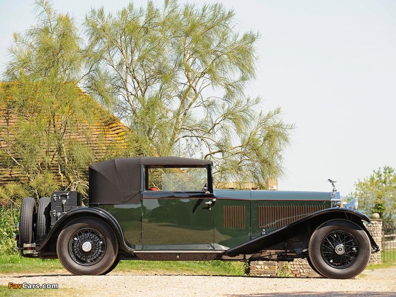 Rolls-Royce Phantom II Continental Coupe by Barker 1930 photos (800 x 600)