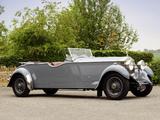 Rolls-Royce Phantom II Tourer 1930 wallpapers
