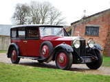 Rolls-Royce Phantom II 40/50 HP Limousine by Thrupp & Maberly 1930 wallpapers