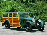 Rolls-Royce Phantom II Shooting Brake 1930 wallpapers