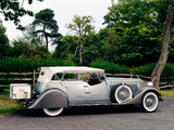 Rolls-Royce Phantom II Dual Cowl Sports Phaeton by Whittingham & Mitchel 1930 wallpapers
