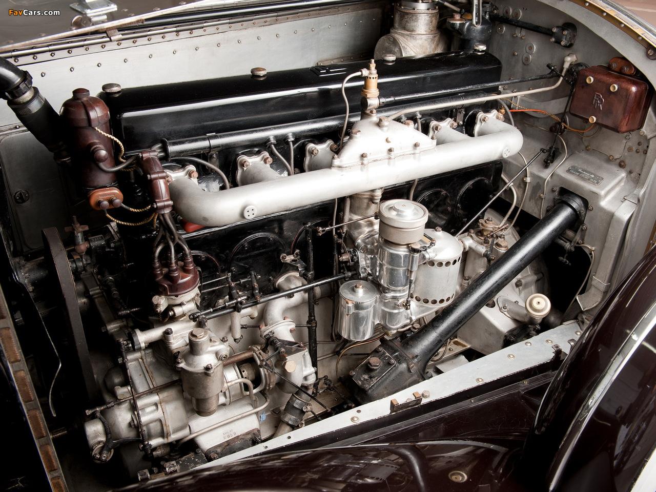 Rolls-Royce Phantom II Roadster by Brewster 1931 images (1280 x 960)