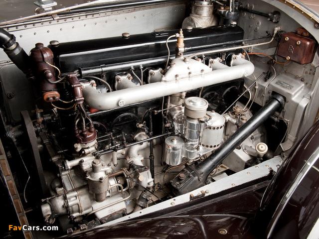 Rolls-Royce Phantom II Roadster by Brewster 1931 images (640 x 480)