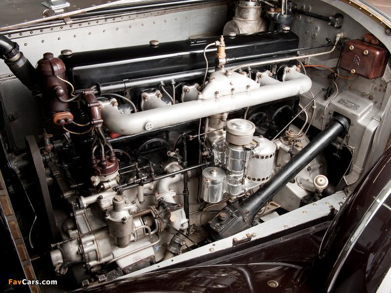 Rolls-Royce Phantom II Roadster by Brewster 1931 images (800 x 600)