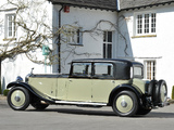 Rolls-Royce Phantom II 40/50 HP Saloon Limousine by Barker 1931 images