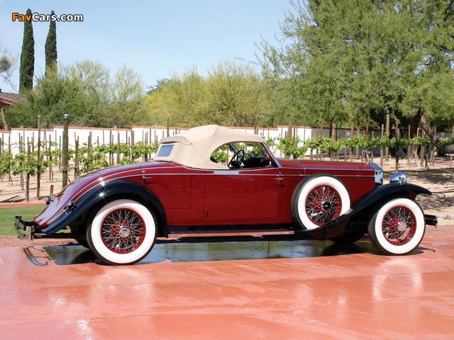 Rolls-Royce Phantom II Roadster by Brewster 1931 photos (640 x 480)