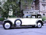 Rolls-Royce Phantom II Limousine by Connaught 1931 photos
