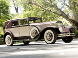 Rolls-Royce Phantom I Imperial Cabriolet by Hibbard & Darrin 1931 pictures