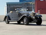 Rolls-Royce Phantom II Continental Drophead Coupe by Carlton 1932 images