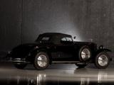 Rolls-Royce Phantom II Henley Brewster Roadster 1932 images