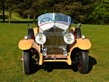 Rolls-Royce Phantom II 40/50 HP Continental Boattail Tourer 1932 photos