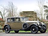 Rolls-Royce Phantom II 40/50 HP Limousine by Mulliner 1932 photos