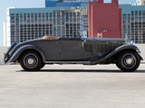 Rolls-Royce Phantom II Continental Drophead Coupe by Carlton 1932 pictures