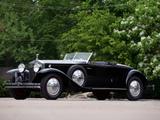 Rolls-Royce Phantom II Henley Brewster Roadster 1932 pictures