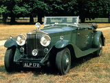 Rolls-Royce Phantom II Touring by James Young 1933 images