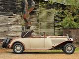 Rolls-Royce Phantom II 40/50 HP LWB Cabriolet by Millard 1933 images